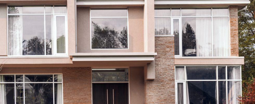 WeWrite Modern House 4460x4460