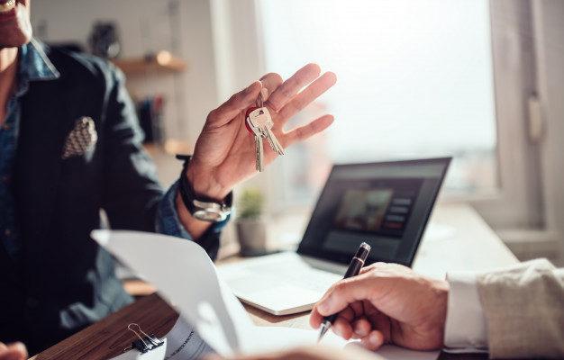 WeWrite Blog De Communique De Presse Immobilier Signature Du Contrat Par Client Possession Cle 137573 828