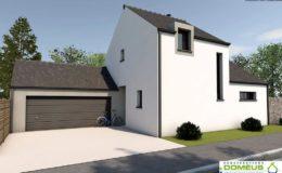 WeWrite Blog De Communique De Presse Immobilier Maison Contemporaine Ardoises Garage Domeus 1024x640